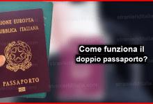 Come funziona il doppio passaporto in Italia?