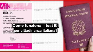 Photo of Come funziona il test lingua italiana per cittadinanza e dove farlo?
