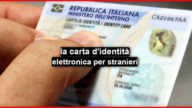 Cosa serve per fare la carta d'identità elettronica per stranieri?