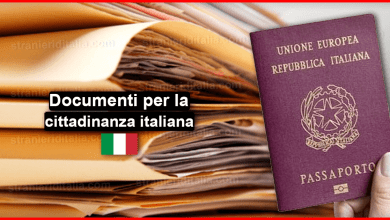 Photo of Documenti per la cittadinanza italiana 2019