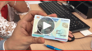 dove si trova numero documento carta d'identità elettronica ?