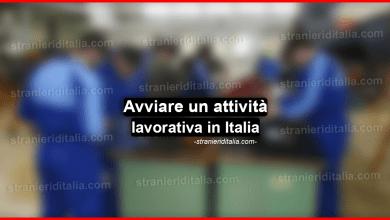 Avviare un attività lavorativa in Italia : Tutto ciò che devi sapere