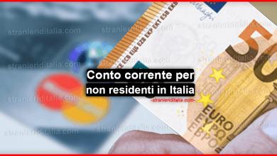 Photo of Come aprire un conto corrente per non residenti in Italia?