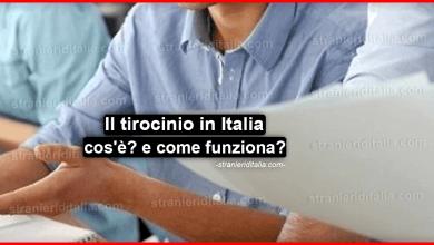 Il tirocinio in Italia : cos'è? e come funziona?