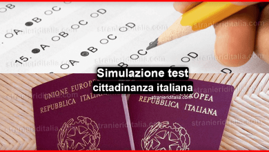 Photo of Simulazione test cittadinanza italiana 2019
