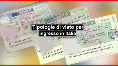 Photo of Tipologie di visto per ingresso in Italia e i requisiti per ottenerli