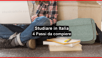 Photo of Studiare in Italia : 4 Passi da compiere per accedere alle università italiane