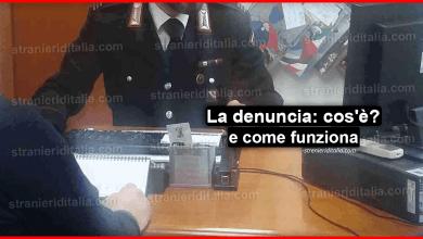 Photo of La denuncia: cos'è, come funziona e quando diventa obbligatoria?