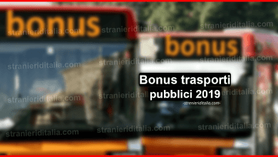 Bonus trasporti pubblici 2019: Confermate le detrazioni IRPEF al 19%