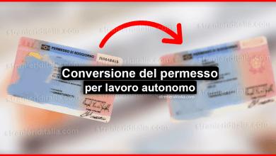 Photo of Conversione del permesso di soggiorno per lavoro autonomo – Guida completa