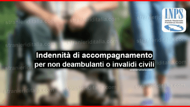 Photo of Inps & Indennità di accompagnamento per non deambulanti o invalidi civili