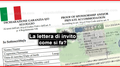 Photo of Lettera di invito per stranieri 2019 – cos'è e come si fa?