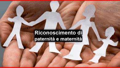 Riconoscimento di paternità e maternità: come avviene?