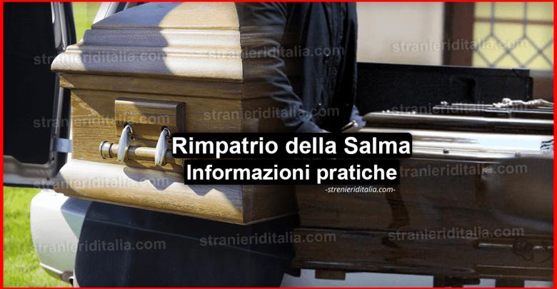 Rimpatrio Salma: Come avviene per gli stranieri residenti in italia?