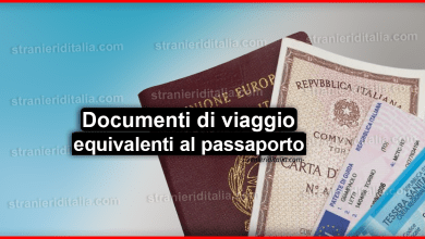 Photo of Documenti di viaggio equivalenti al passaporto – 2020