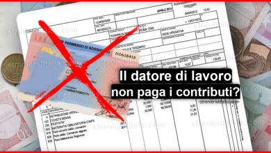 Photo of Il datore non paga i contributi: il mio permesso di soggiorno è a rischio?