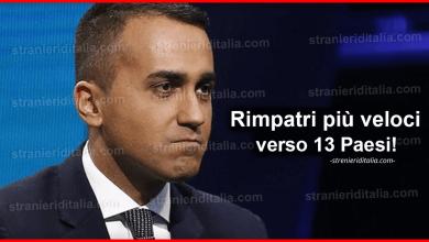 Photo of Il decreto Di Maio-Bonafede: Rimpatri più veloci verso 13 Paesi!