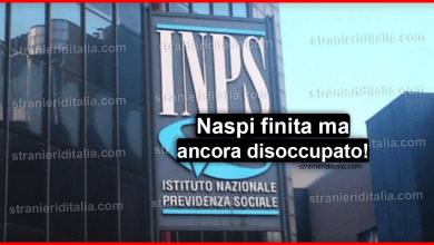 Photo of Naspi finita ma ancora disoccupato: Come comportarsi in questi casi?