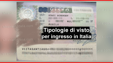 Photo of Visti d'ingresso in Italia: Tipologie e i requisiti per ottenerli 2020