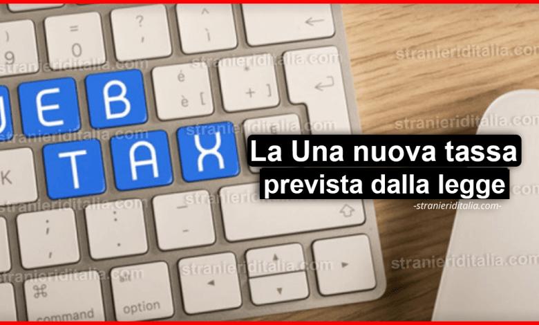 Arriva al Web Tax: Una nuova tassa prevista dalla legge di bilancio 2020