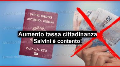 Photo of Aumento Tassa Cittadinanza Italiana – Merlo: noi voteremo no!