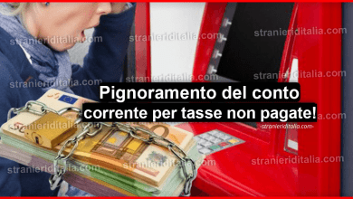Photo of Pignoramento del conto corrente per tasse e multe non pagate!