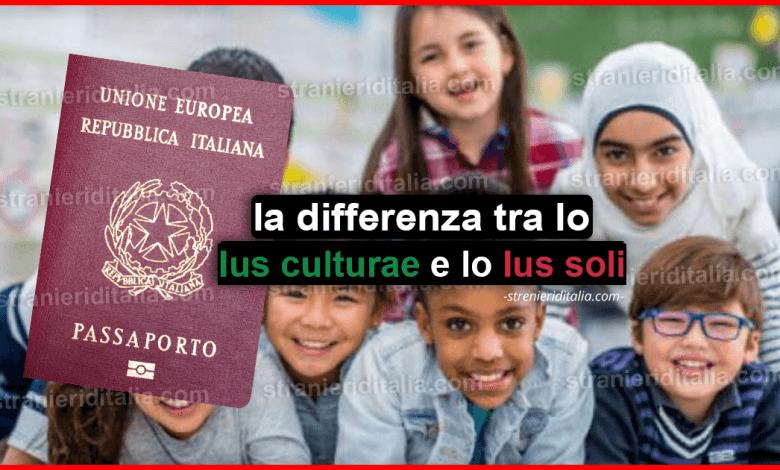 Photo of Cittadinanza italiana: differenze Ius culturae e Ius soli 2020