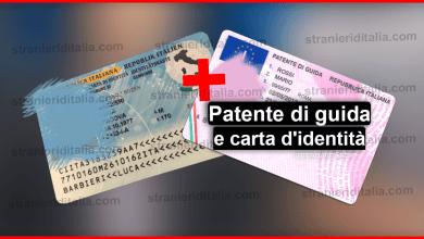 Photo of Patente di guida e carta d'identità tutto in uno?