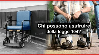 Photo of Legge 104: come funziona e requisiti per il 2020   Stranieri d'Italia
