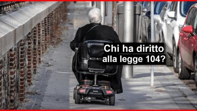 Photo of Legge 104: Ecco di cosa si tratta! | Stranieri d'Italia