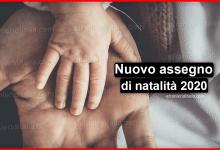 Photo of Nuovo assegno universale natalità 2020   Stranieri d'Italia