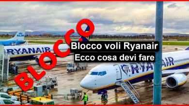 Photo of Blocco voli Ryanair (Ecco da quando e cosa devi fare) | Stranieri d'Italia