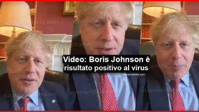 Photo of Boris Johnson è risultato positivo al coronavirus!