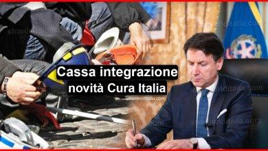 Photo of Cassa integrazione novità Cura Italia: Come funziona e a chi spetta?