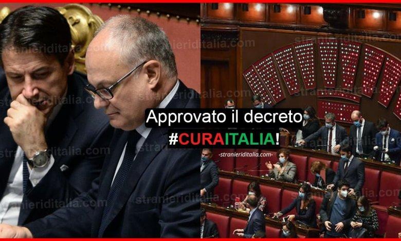 Cura Italia: la Camera ha approvato il decreto, è legge!