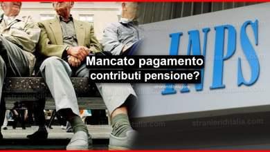 Photo of Mancato pagamento contributi pensione? Ecco cosa fare
