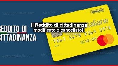 Photo of Il Reddito di cittadinanza modificato oppure cancellato?