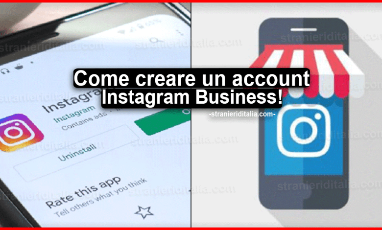 Instagram Business: Come creare un account