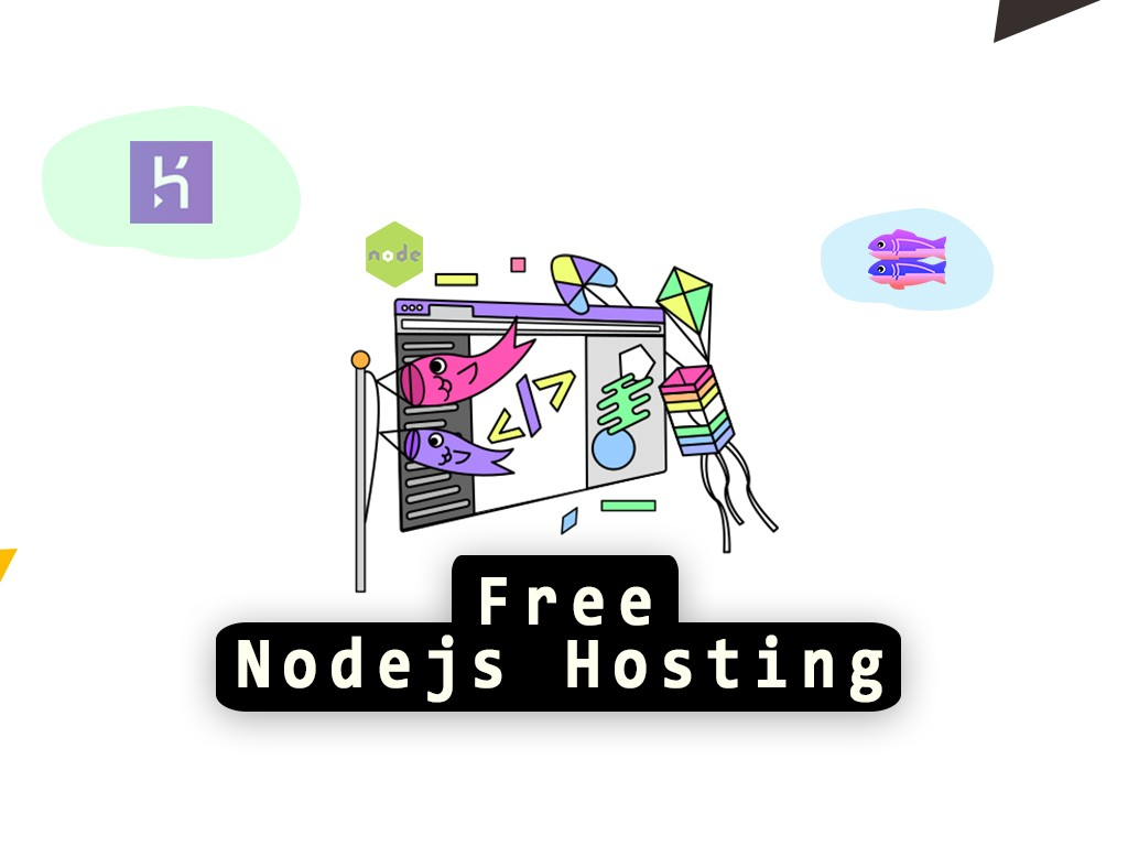free nodejs hosting options