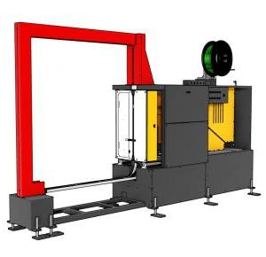 Y series | Pallet Strapping | Fully Automatic