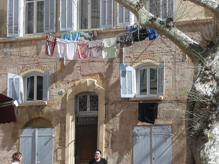 Fassade Le Pannier
