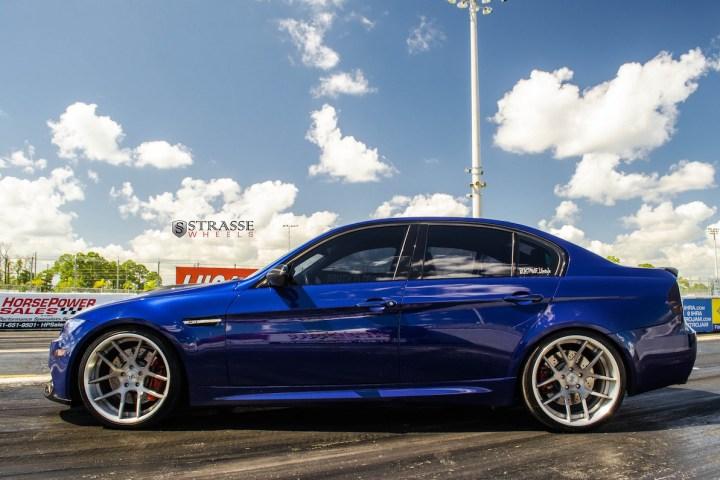 Strasse Wheels BMW M3 SM5 Concave 10