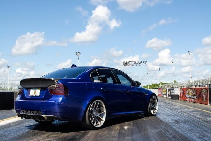 Strasse Wheels BMW M3 SM5 Concave 12