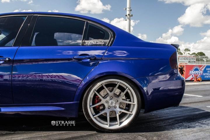 Strasse Wheels BMW M3 SM5 Concave 13