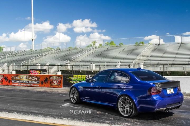 Strasse Wheels BMW M3 SM5 Concave 14