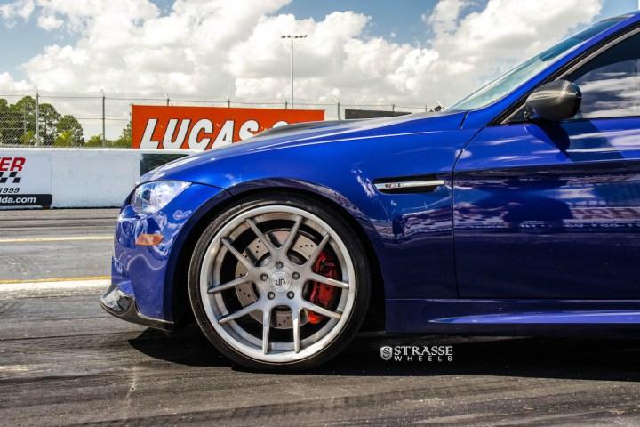 Strasse Wheels BMW M3 SM5 Concave 6