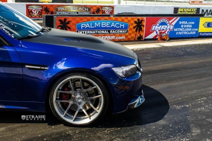 Strasse Wheels BMW M3 SM5 Concave 9