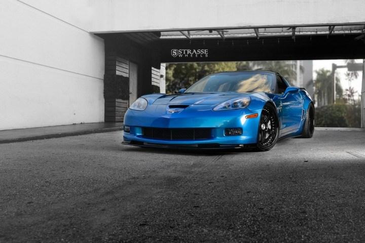 Strasse Wheels Corvette Gransport 4
