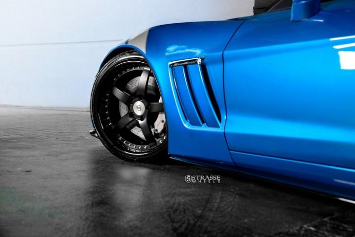 Strasse Wheels Corvette Gransport 5
