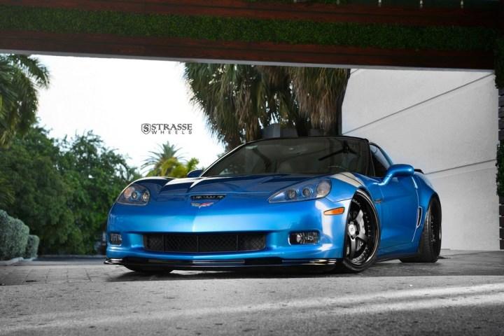 Strasse Wheels Corvette Gransport 7